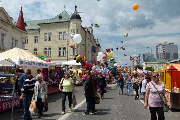 Jarmok sa začína 13. októbra.