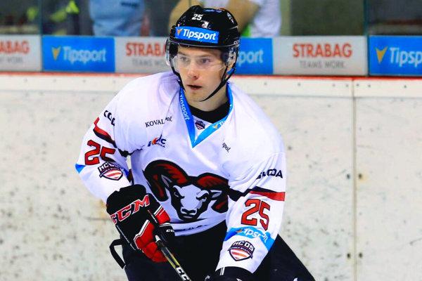 Alex Tamáši prispel k víťazstvu Banskej Bystrice nad Zvolenom.