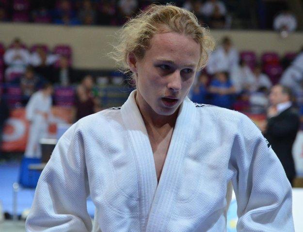 Matúš Golian začína zbierať cenné skúsenosti z veľkých turnajov.