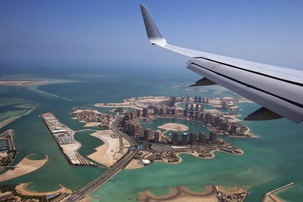 Katarská Dauha.