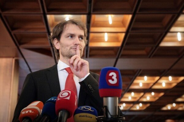 Igor Matovič vraví, že nechce ohovárať.