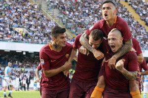 Hráči AS Rím pokorili Neapol.