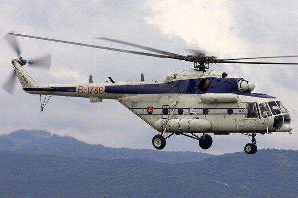 Vrtuľníky Mi–171.