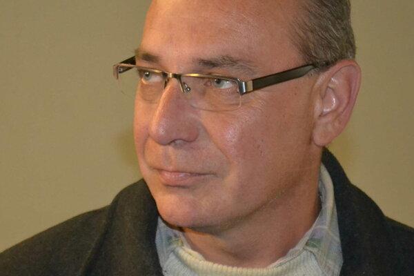 Jozef Andrej, otec, ktorý stál pred súdom kvôli údajnej vražde syna.