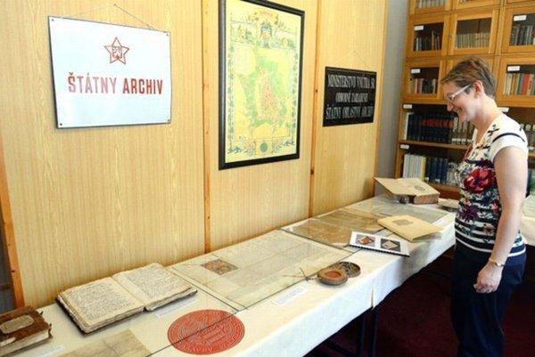 Košický štátny archív.