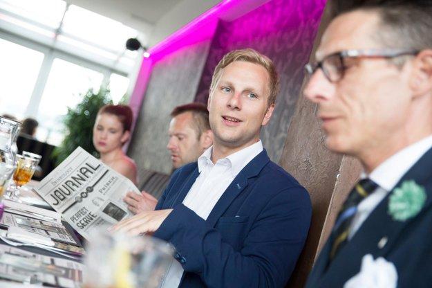 Andrej Wallo, regionálny manažér platformy Conda pre Slovensko