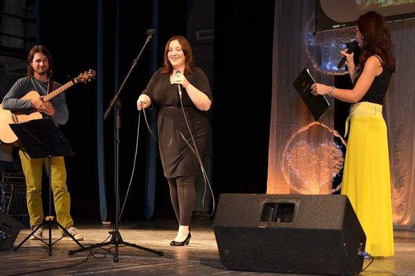 Vrcholom koncertu bolo vystúpenie Katky Koščovej.
