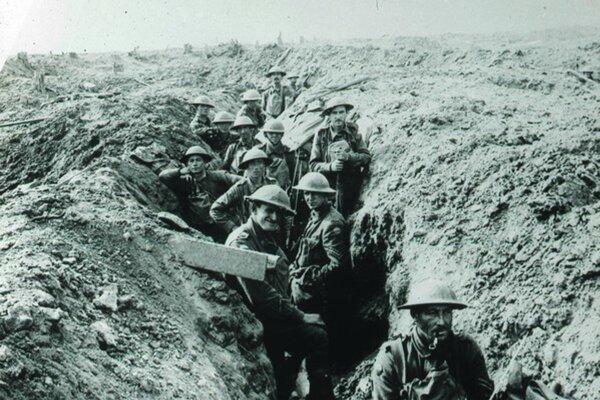 Prvá svetová vojna.