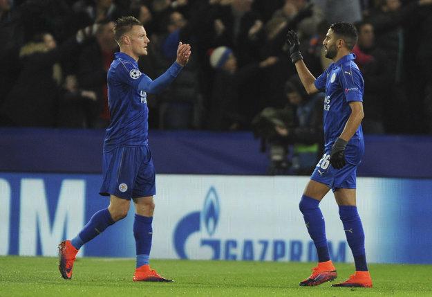 Leicester doma nejtesnejším možným spôsobom porazil Kodaň.
