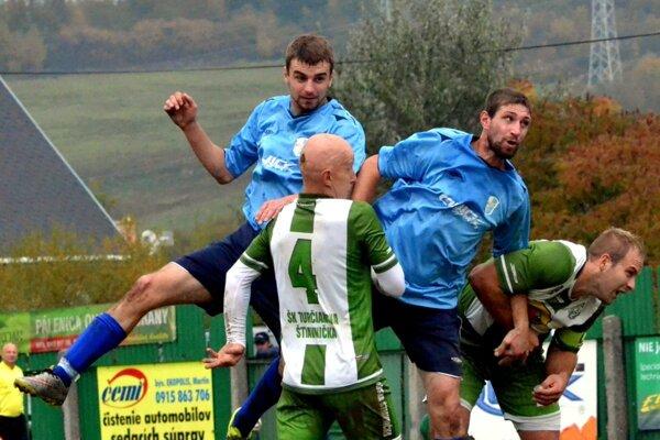 V derby medzi Turč. Štiavničkou aDiviakmi sa zrodil prekvapujúci výsledok.