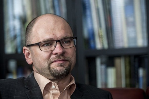 Paľo Hrušovský je najfalošnejší politik, akého som kedy spoznal, povedal Richard Sulík.
