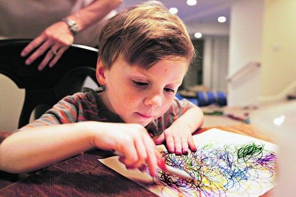 Približne každý stý človek  trpí závažnou alebo menej závažnou formou autizmu.