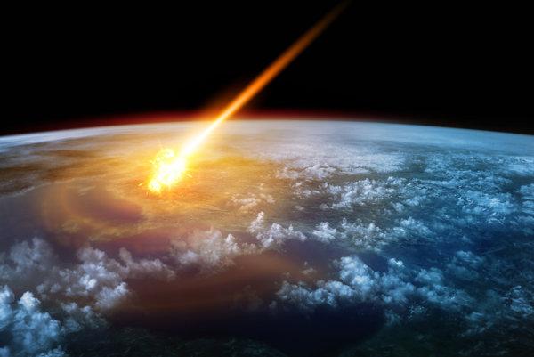 Časovú zhodu medzi dopadom meteoritu a globálnym otepľovaním  považujú vedci za pozoruhodnú. FOTO - FOTOLIA
