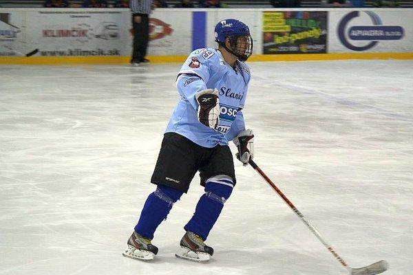 Hokejisti Slanice vedú so šiestimi bodmi tabuľku.