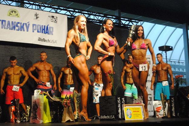 Svaly ukázali aj ženy. Tri najlepšie Bodyfitnessáčky.