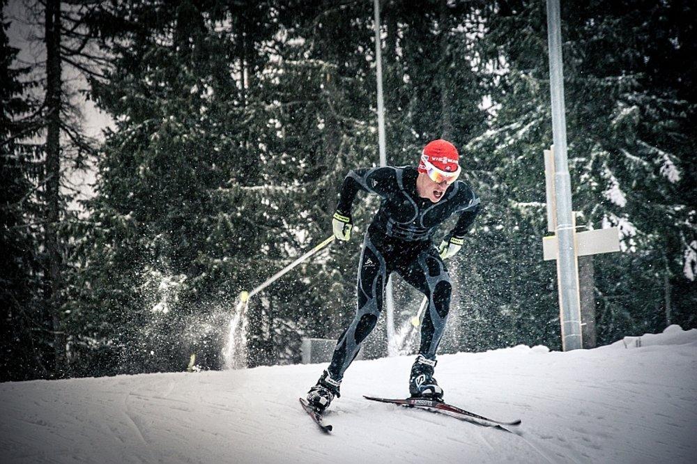 Biatlon. 2. miesto v kategórii Šport a športové aktivity.
