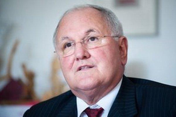 Dušan Čaplovič.