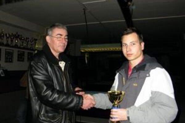 Martin Folk (vpravo) je staronovou posilou BK Kanianka.