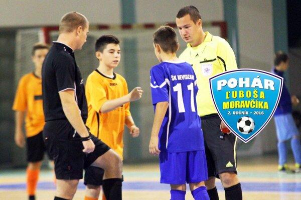 Vlani vo finále Nevidzany porazili Čeľadice 2:1 a stali sa víťazom prvého ročníka podujatia.
