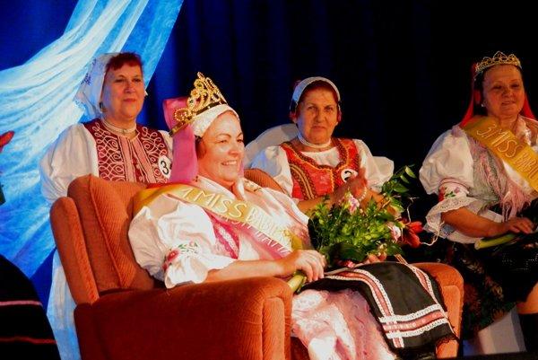 Víťazná babička. Mária Paľová z Giraltoviec. (Zdroj: Martina Cigľarová).