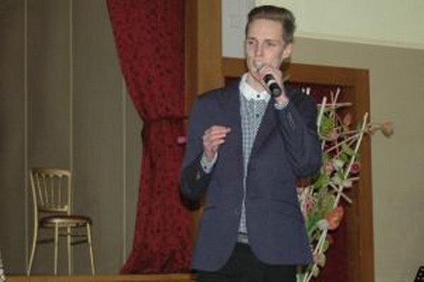 Na koncerte vysúpi aj Matej Vetrák