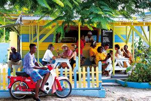 Kingston je ideálne mesto na spoznávanie života na Jamajke.