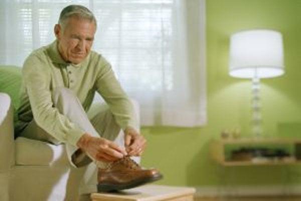 Obmedzenie pohyblivosti pacienta s Parkinsonovou chorobou vedie k zníženiu kvality jeho života.