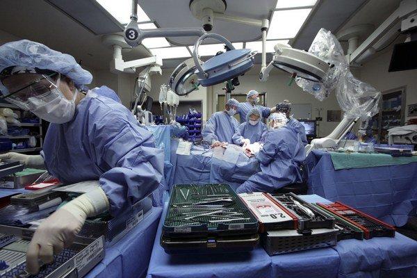 Ideálne môže jeden mŕtvy človek pomôcť až deviatim čakateľom na transplantáciu.