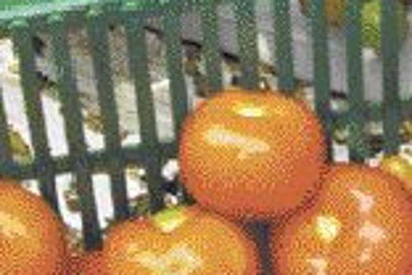 Pri nedostatku vitamínu C, ktorý zabezpečuje okrem iného aj obranyschopnosť organizmu, by sme mali konzumovať paradajky a červenú papriku.ILUSTRAČNÉ