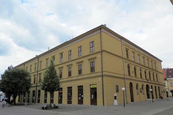 Miestom konania akcie bude dvorana Evanjelického kolégia v Prešove.