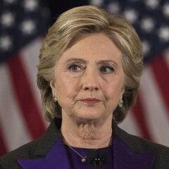 Hillary Clintonová.