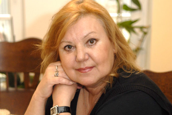 Ľuba Blaškovičová.