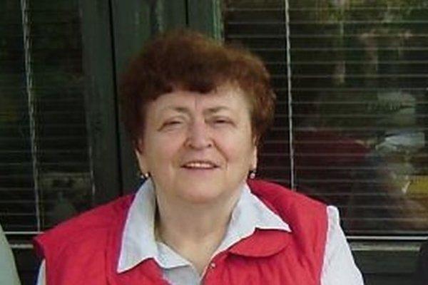 Cenu mesta Martin dostala aj lekárka a vysokoškolská pedagogička Želmíra Fetisovová.