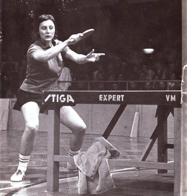 Alica Grofova.