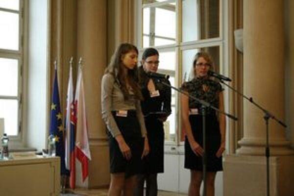 Prievidžanky región výborne reprezentovali v Bratislave.