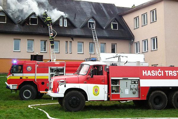 Dobrovoľní hasiči môžu žiadať o preplatenie nákladov spojených s výjazdom.