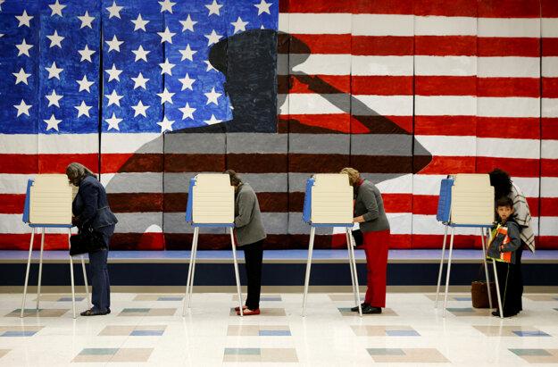 Americké voľby