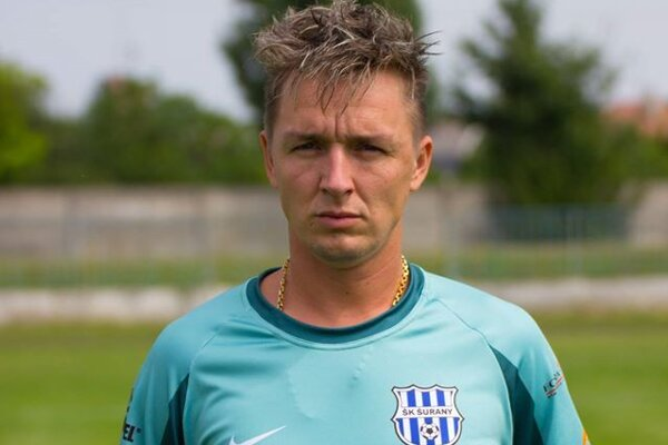Jozef Tvrdoň - ŠK Šurany