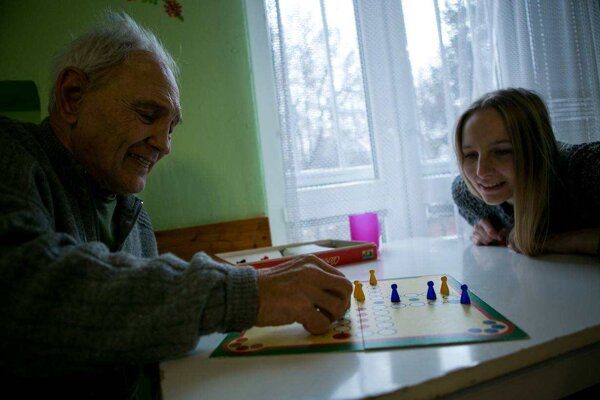Mnohých starších obyvateľov záujem potešil.