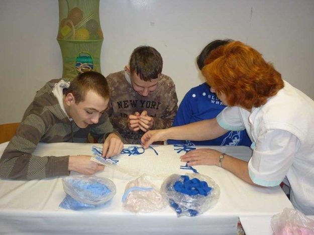 Špeciálna základná škola v Lučenci.
