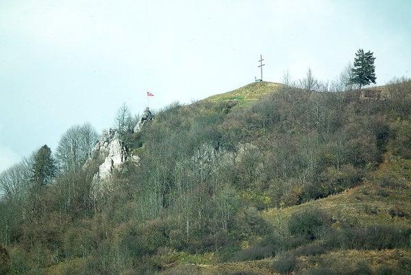 Nenápadný kopec má bohatú históriu.