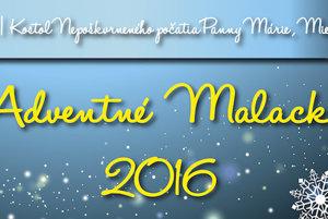 Adventné Malacky 2016
