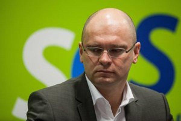 Tento prezident je hanbou Slovenska, vyhlásil šéf SaS Richard Sulík.