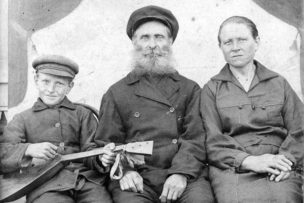 Stepan Ivanovič Karagodin, popravený 21. januára 1938, srodinou.