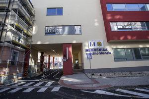 Nemocnici sv. Michala v Bratislave šéfuje Marián Križko.