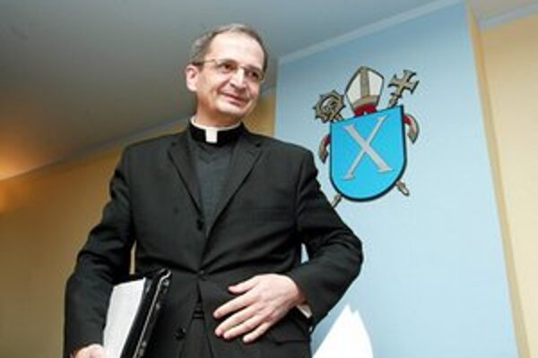 Arcibiskup Mons. Stanislav Zvolenský.
