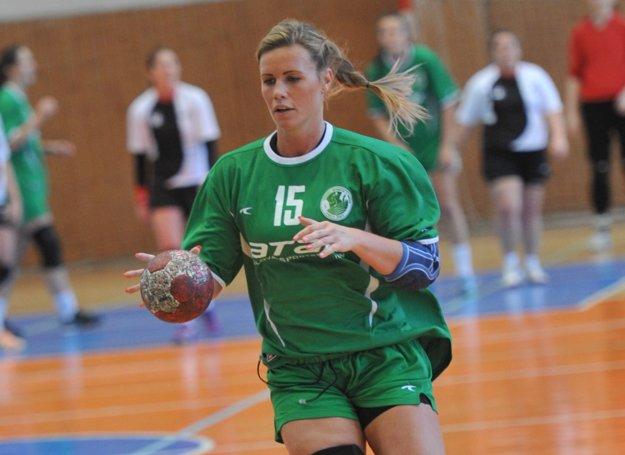 Najlepšia strelkyňa turnaja Katarína Pavúková dala 20 gólov.
