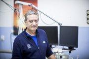 Pavel Malovič je primárom Kliniky telovýchovného lekárstva Univerzitnej nemocnice.