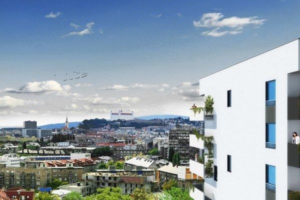 V budovách postavených v rámci prvých dvoch etáp už ľudia bývajú, tretia etapa má za sebou kolaudáciu.