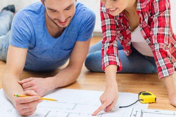 Kupujúci chcú viac rozhodovať o tom, ako budú jednotlivé priečky a dvere bytu v novostavbe usporiadané.
